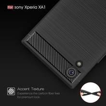 5.0For Sony Xperia Xa1 Case For Sony Xperia Xa1 Xa 1 Ultra Dual G3112 G3121 G3116 G3123 G3212 G3221 G3223 Coque Cover Case