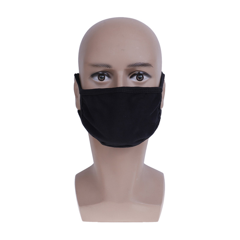 Cotton Mouth Mask Mouth-muffle Bacteria Proof Flu Face Masks Care Reusable