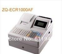 Baixo custo! 1 pcs ZQ-ECR1000AF caixa registradora eletrônica/all-in-one fastfood caixa registradora