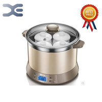 3.5L High Quality Electric Stoves 1 Pot 5 Liner Crockpots Slow Cooker 220V Electric Cookers Mini Casserole Cooker
