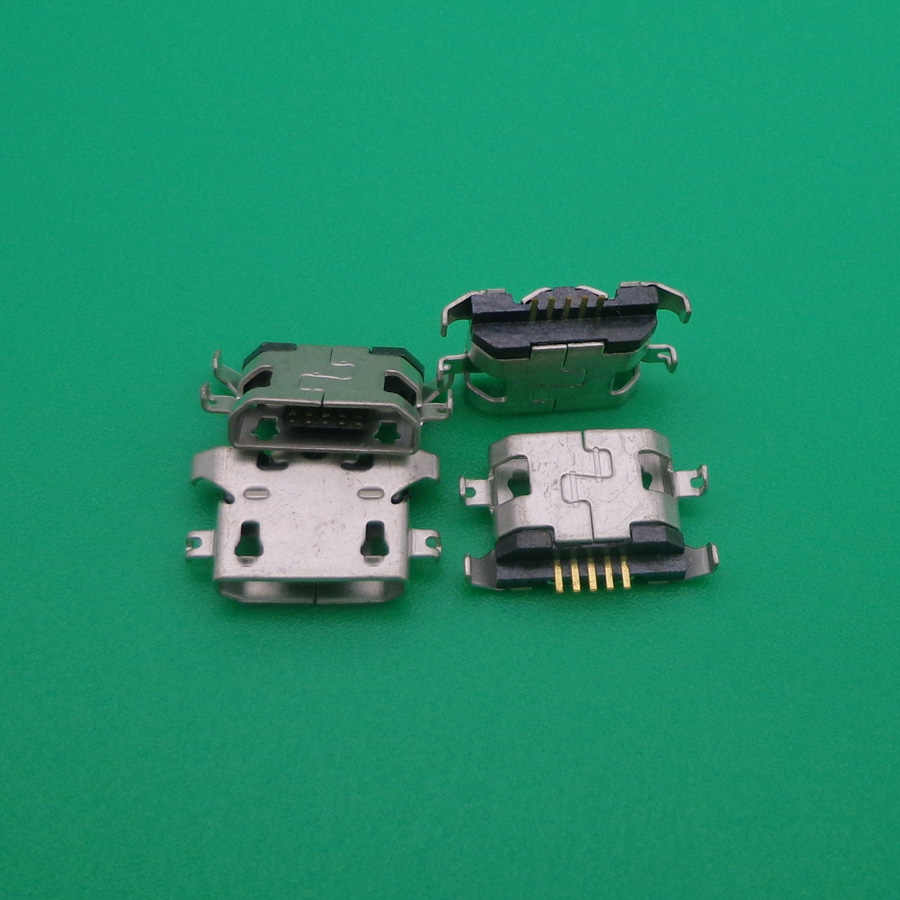 2pcs per OUKITEL U16 max/per Oukitel U7 max Smartphone USB Charger Port plug jack presa Micro USB ricarica porta del connettore