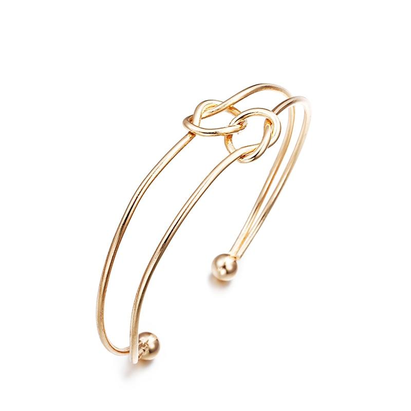 Gold Bracelets For Women, Rose Gold Bracelets