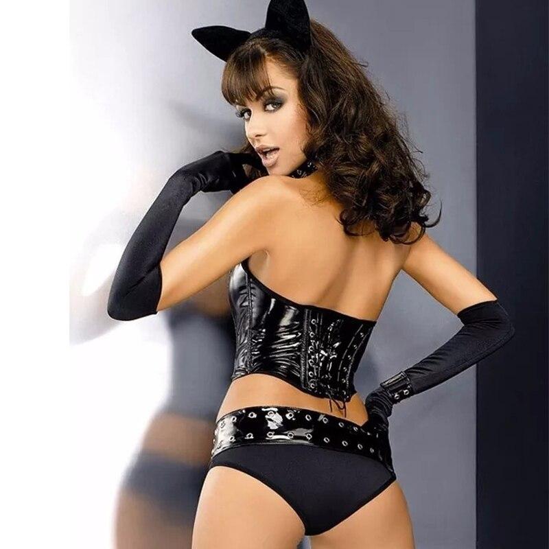 Pvc lingerie pussycat website