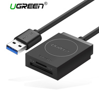 Ugreen All In 1 USB 3 0 Card Reader High Speed Memory Read Card For TF