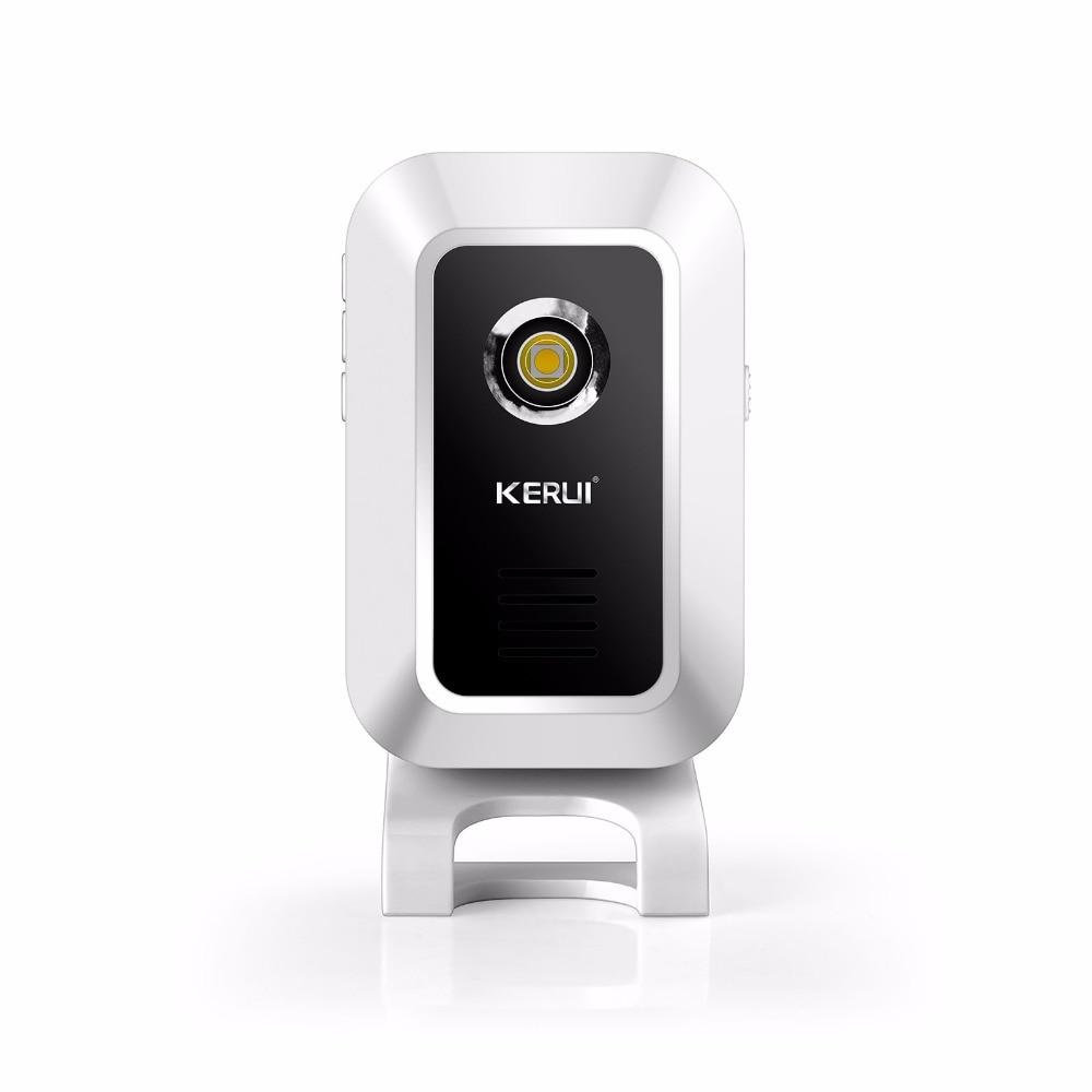 KERUI Wireless Shop Store Willkommen Tür Eingang Glockenspiel Smart - Schutz und Sicherheit - Foto 4