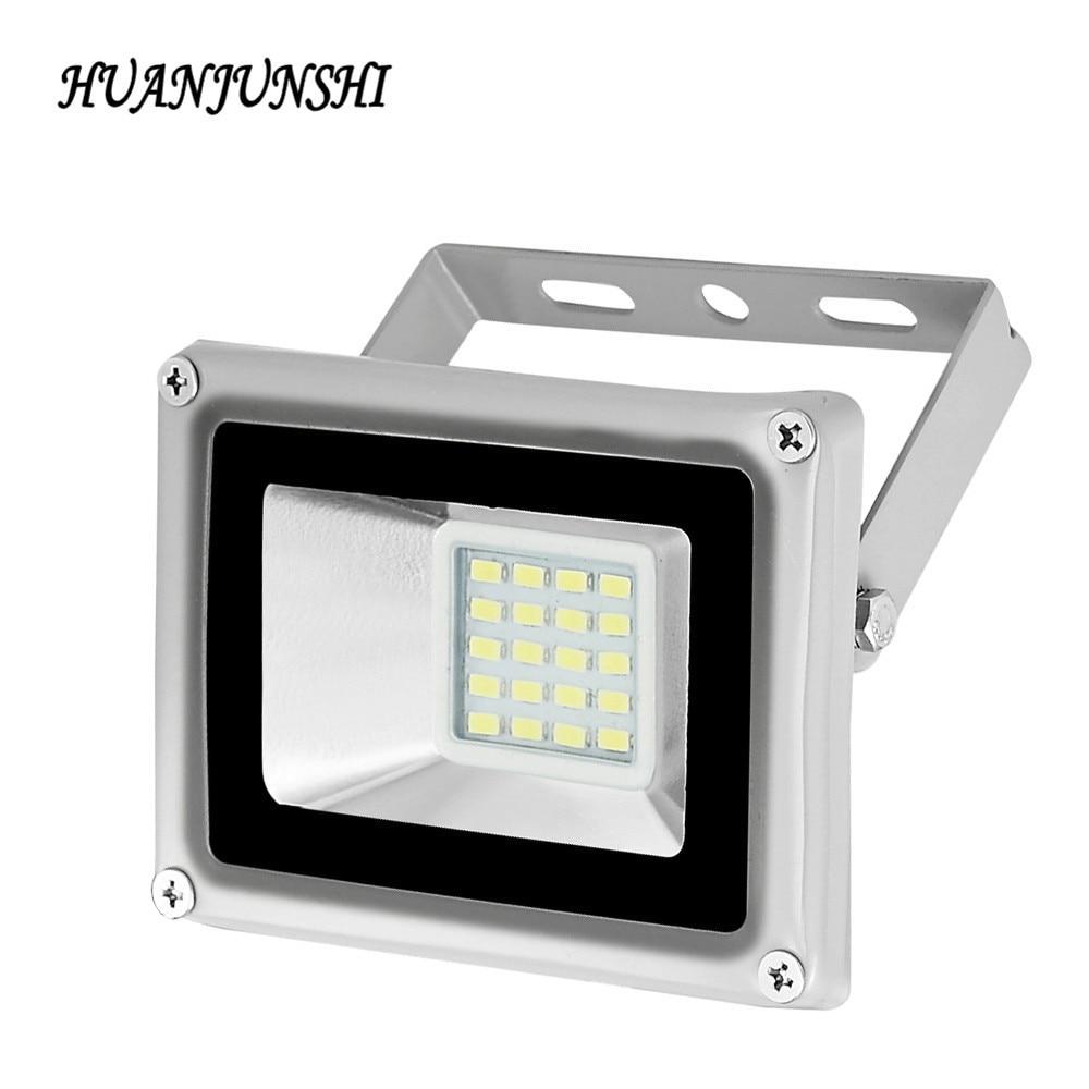 10W 20W 220V LED ջրհեղեղի լուսավորություն բացօթյա SMD5730 Անջրանցիկ IP65 ջրհեղեղի լուսավորության պարտեզի լույսի պրոյեկտոր Spotlight բացօթյա պատի լամպ