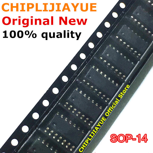10-20PCS CD4011BM CD4011B CD4011 4011 SOP-14 New And Original IC Chipset