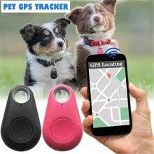 1 шт. умный искатель Bluetooth Tracer gps локатор Pet детская бирка сигнализация кошелек телефон ключ трекер finder оборудование дропшиппинг