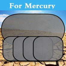 1 Набор автомобильных солнцезащитных оттенков, сетчатый козырек, экран, защита от УФ-лучей для Mercury Grand Marquis Mariner, Милан, Монтего
