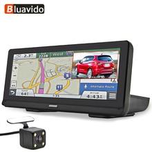 """Bluavido 8 """"4G Android di Navigazione GPS ADAS Full HD 1080 P Auto DVR WiFi Della Macchina Fotografica Monitor remoto BT 4.0 auto Video Recorder Dash cam"""
