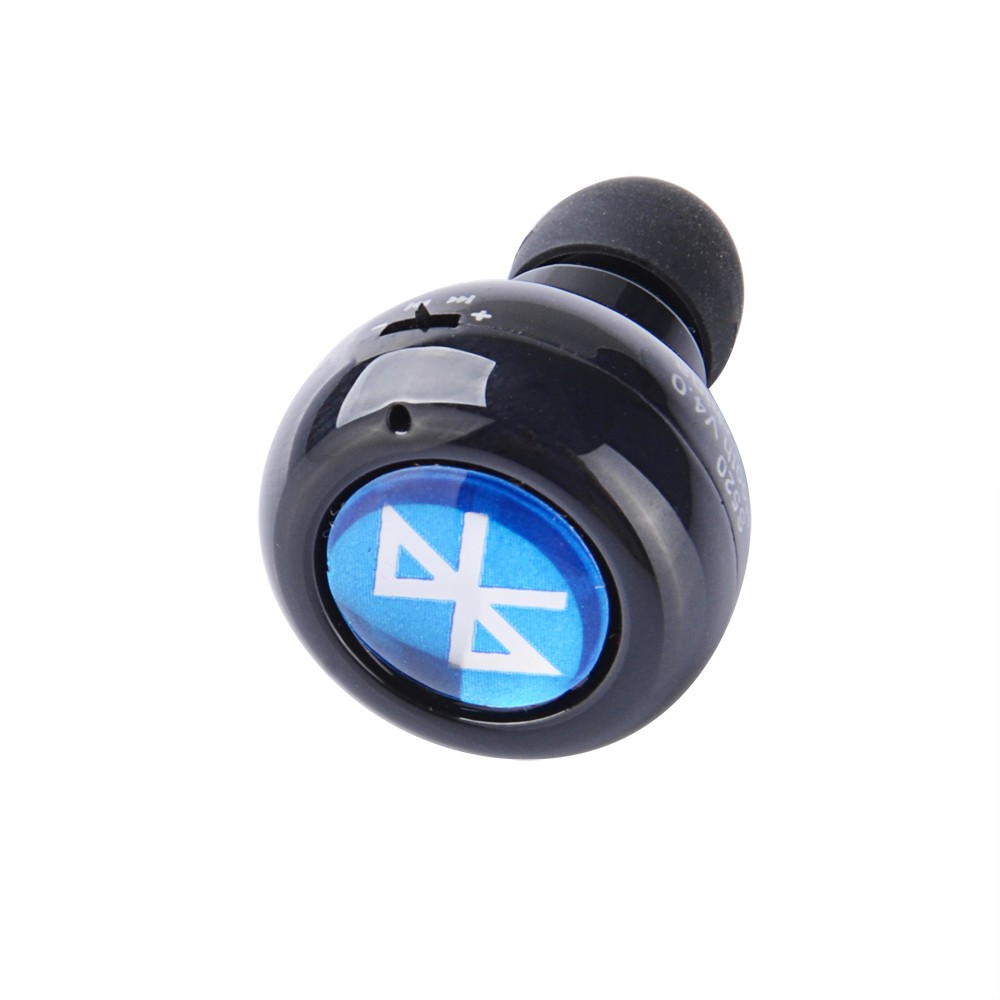 Top Quality Super Bass Earphone Mini Wireless Stereo Bluetooth Earphone S520 For Phone Suppion