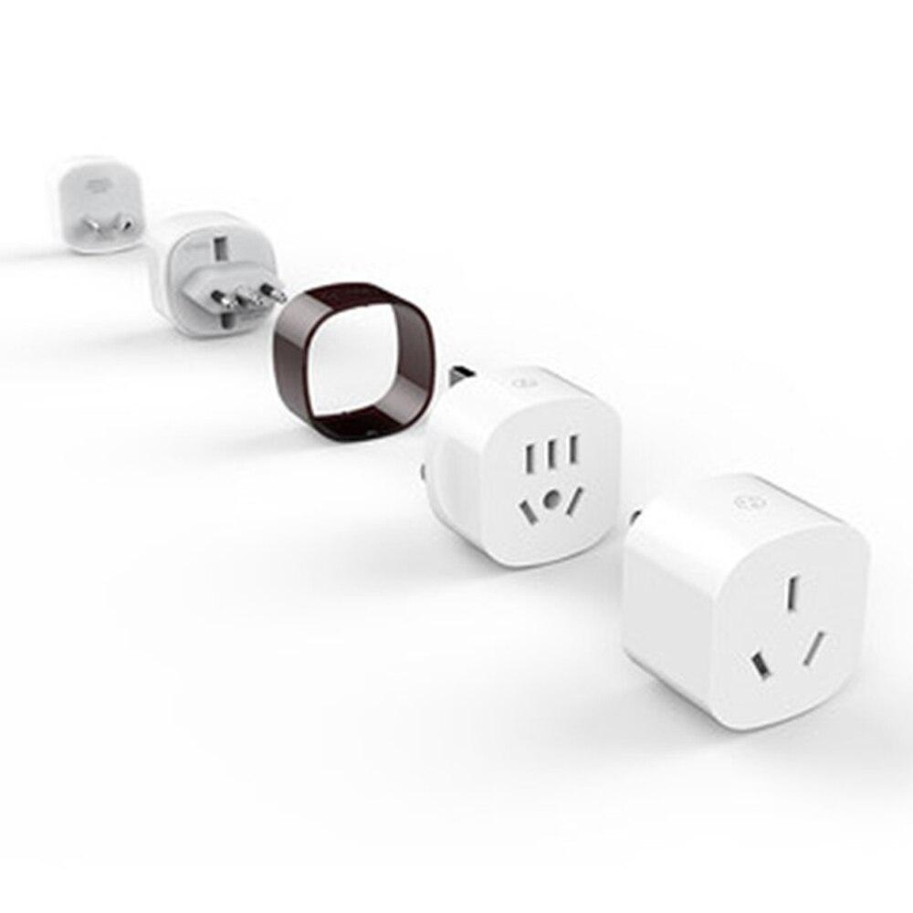 BULL Universal Adapter 1 USB Port Travel Charger USB Socket World Travel AC Power Charger Adaptor with AU US UK EU Plug