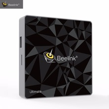 Beelink GT1 Ultimate TV Box 3G 32G Amlogic S912 Octa Core CPU DDR4 Android Set-Top Boxes 2.4G+5.8G Dual WiFi BT 4.0 Media Player