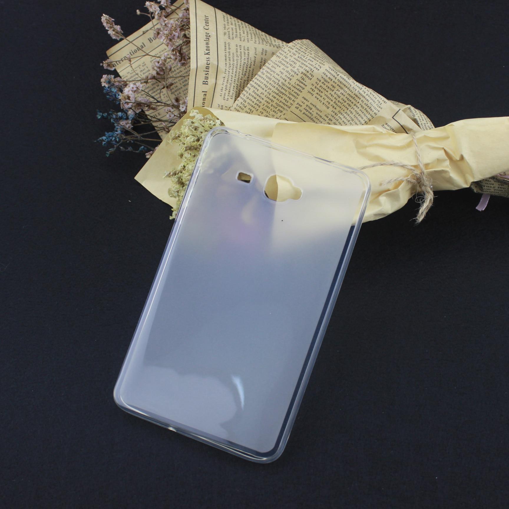 best service 3b351 d0d38 soft TPU Tablet Case for Samsung Galaxy A6 7.0inch SM-T280 T285 Drop  Resistance Back Cover for Samsung Galaxy A T280 SM-T285