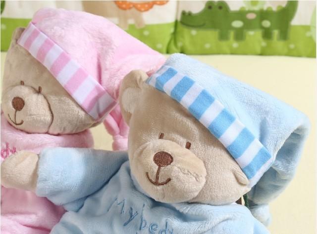 Baby Bear Stuffed Toy
