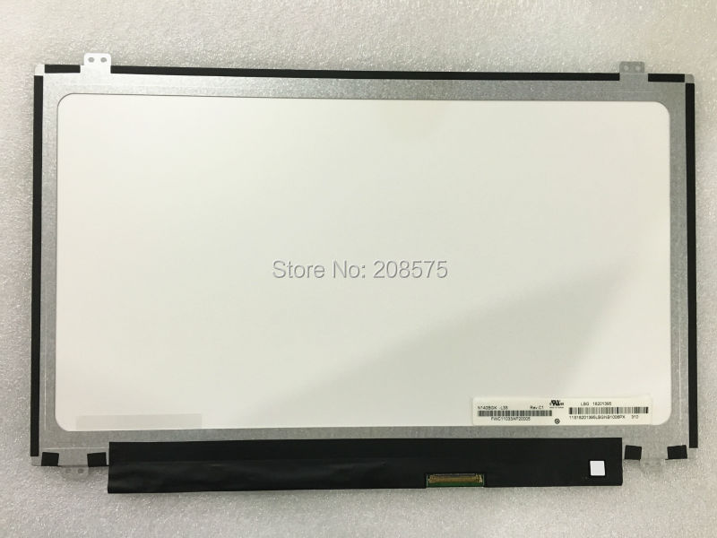 N140BGK-L33 for Lenovo G410S laptop LCD screen LCD touch screen assembly bs93 l33