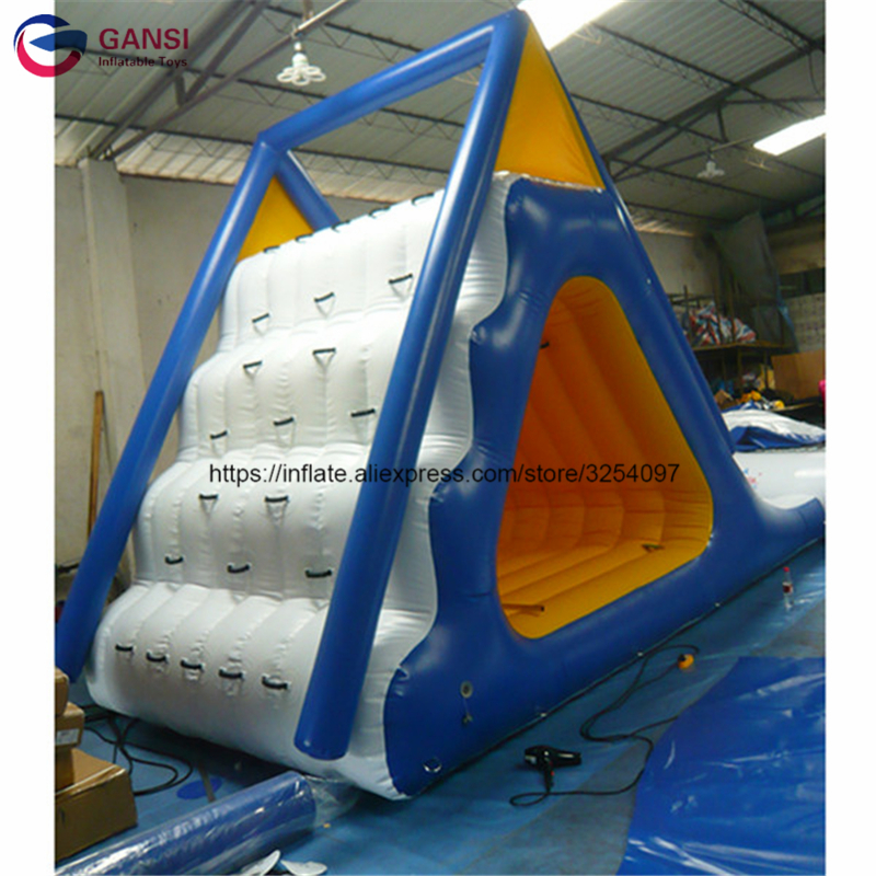 US $1360.0 15% OFF|Water play toys inflatable swimming pool  slide,commercial used inflatable water slide for sale-in Inflatable  Bouncers from Toys & ...