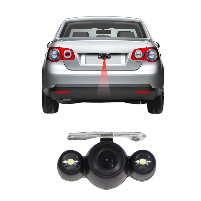 Pumpkin LED Night Vision auto tagantvaates kaamera Ulfrasonic - Autode Elektroonika - Foto 2