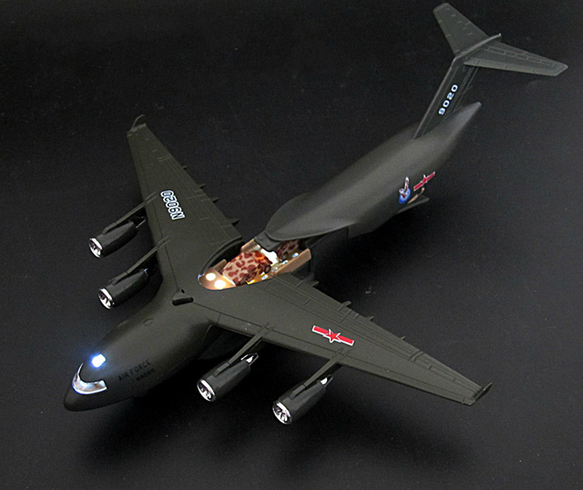 Aliexpresscom Buy DYD Overlord Transport plane Aircraft model of