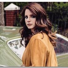9f628c738a5c0 Custom Canvas Wall Mural Vintage Lana Del Rey Poster Lana Del Rey Wallpaper  Bedroom Sticker Dining