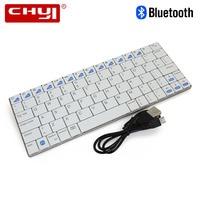 Ultra Slim Wireless Keyboard Bluetooth 3 0 Gaming Keybaord Board For Apple IPad IPhone Series Mac