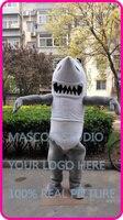 التميمة القرش التميمة زي مخصص زي أنيمي تأثيري موضوع mascotte الكرتون تنكرية