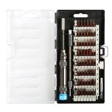 60 в 1 хром ванадиевой точность набор отверток магнитная отвёртки набор для телефона планшеты компактный ремонт обслуживания инструмент