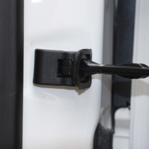 Image 4 - 8Pcs/Set Newest Car Styling Door Lock Protective Cover For VW Volkswagen Passat Golf 6 7 Jetta Tiguan Beetle Scirocco Polo Bora