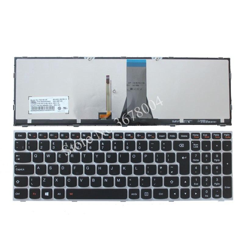 Original New For Lenovo IdeaPad Z50-70 Z50-75 Z51-70 Z70-80 US Keyboard