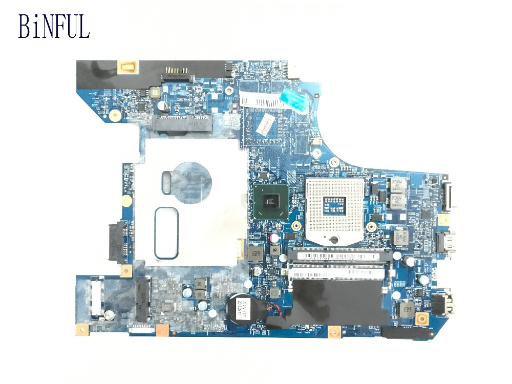 BiNFUL 100% SUPER 48.4PA01.021 LAPTOP <font><b>MOTHERBOARD</b></font> FOR <font><b>LENOVO</b></font> <font><b>B570E</b></font> NOTEBOOK PC COMPARE PLEASE image