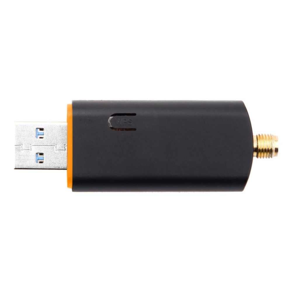 AC 1200 300mbps のワイヤレス無線 Lan USB アダプタデュアルバンド 2.4/5 ghz の空中 802.11AC ネットワークカード高速 USB3.0 受信機