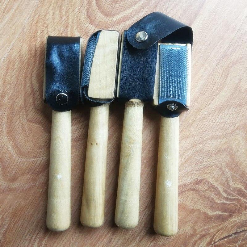 USHINE Dance Shoes Brush Latin Footwear Ballroom Salsa Dance Shoes Wood Sole Leather Wire Shoe Brush Vacuum Cleaners