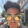 SUNLOVER Men Sunglasses Fashion Cool Sun glasses Big Metal Edge Frame