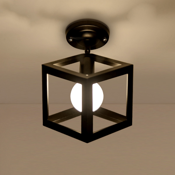 American Single Style Ceiling Light Corridor Entrance Balcony Room Lights Ceiling Lamp