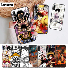 цена на Lavaza anime collage one piece Silicone Case for Huawei P8 Lite 2015 2017 P9 2016 Mimi P10 P20 Pro P Smart Z 2019 P30