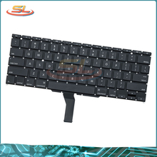 Original New Replacement A1370 A1465 US Keyboard for Macbook Air 11′ 2011-2015 without backlight