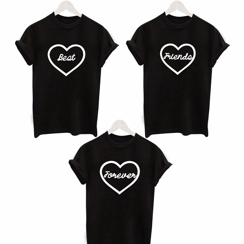 2016 fashion cute heart printed t shirt lover t shirts for Best online tee shirt printing