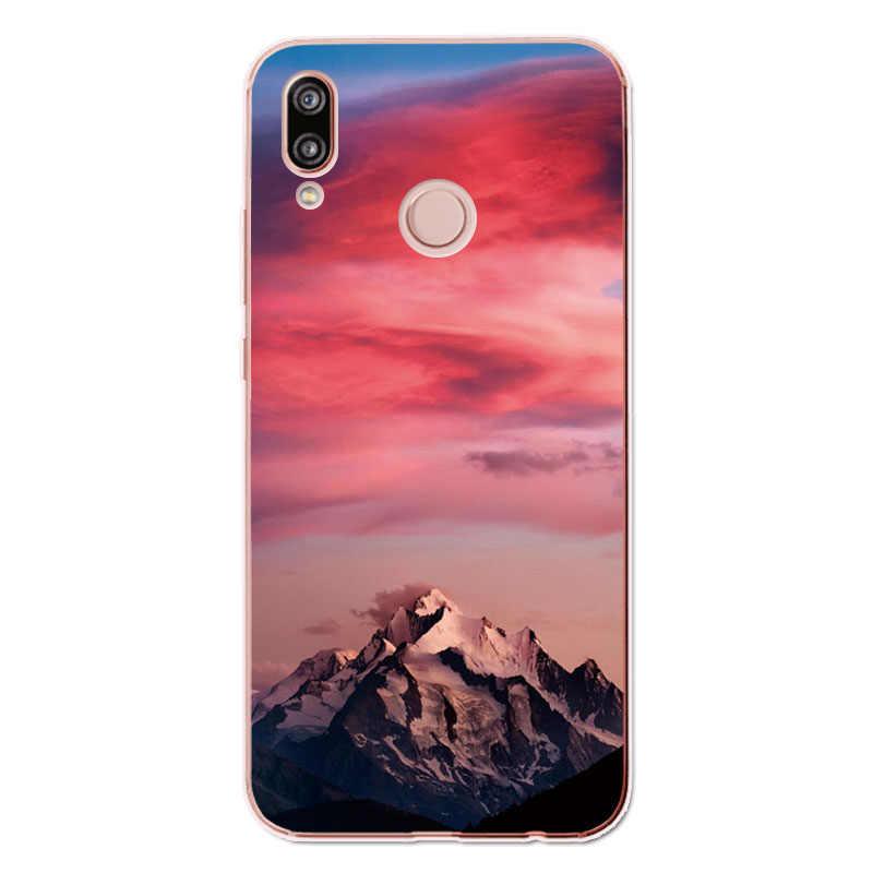 Phone Case For Huawei Honor 7 8 9 10 Lite 6X 7X 7A Pro RU version Case For Huawei P8 P9 P10 P20 Lite 2017 Cover Coque Fundas