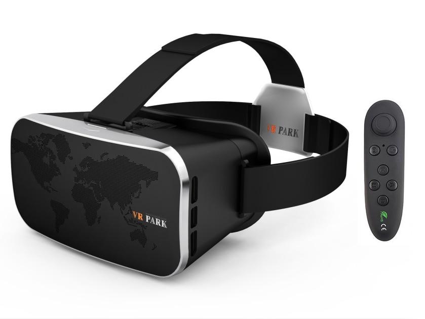 3D VR Headset Virtual Reality Glasses VR Binocular Viewer 3D Movies Videos Visor Anti Bluelight Virtual Eyes for Iphone 8/8plus