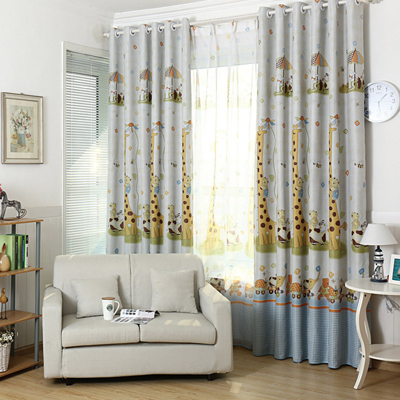Online buy wholesale baby bedroom curtains from china baby for Rideau court chambre