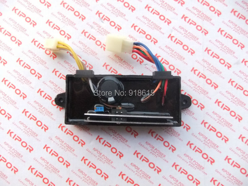 цена на GFC5-1w GTDK diesel generator and welding dual use AVR automatic voltage regulator regulator kama generator parts