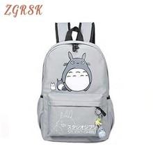 Female Canvas Backpack Bagpack Printing Travel Softback Back Pack Women School Girls 2019 Backpacks Bag