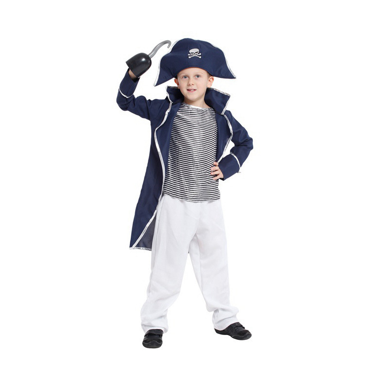 Free shipping Children Classic Halloween Costumes Boys Hook Captain Costume Kids Christmas Costume Halloween pirate Costume-in Boys Costumes from Novelty ...  sc 1 st  AliExpress.com & Free shipping Children Classic Halloween Costumes Boys Hook Captain ...