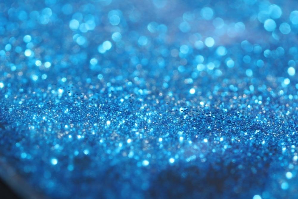 Resistente a solventes e Termoestabilidade Nail Art Glitter Em Pó 50 gram Ultra-fino prego brilho em pó, nail art decoração