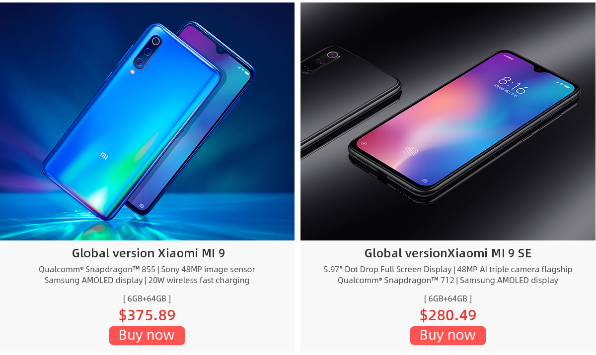 Xiaomi Online Store - Small Orders Online Store, Hot Selling and