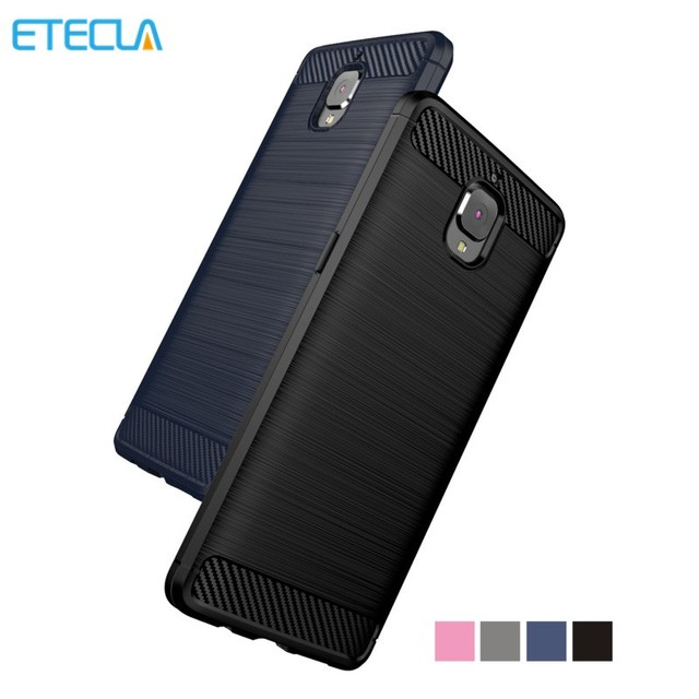 separation shoes 737ab b80b2 US $1.69 40% OFF|Oneplus 3T Cover Oneplus 3 5 6 Case On Cover Oneplus 5T 6T  Silicone Mix Hybrid Protective Case-in Fitted Cases from Cellphones & ...