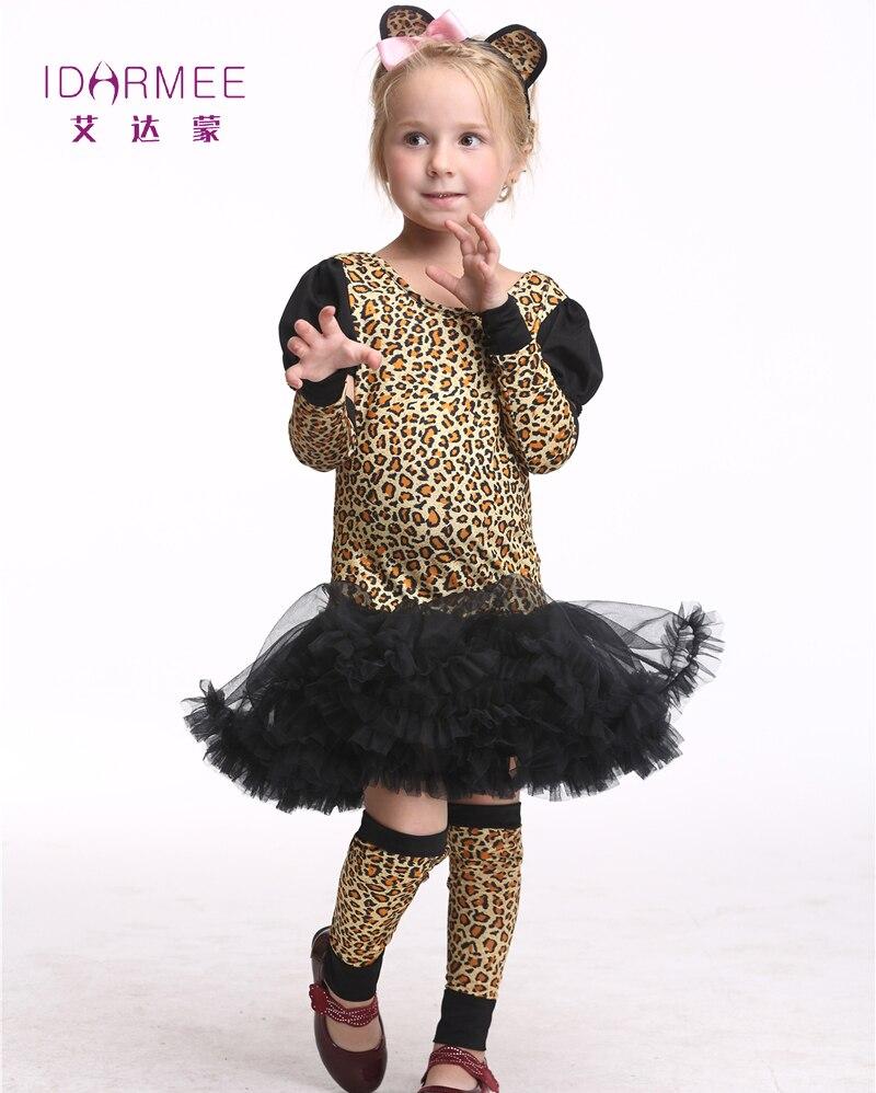 idarmee new child animal cosplay cat costume carnaval performance