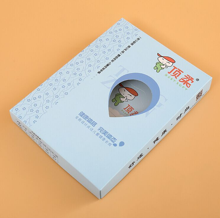 Disposable Frozen Food Cube Tray with Box Custom cosmetics