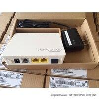 Original huawei hg8120c gpon onu 2 portas ethernet  1 porta de telefone  versão em inglês