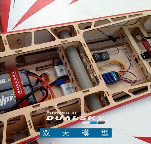 DUALSKY VR Pro wysokiej prąd regulatorów liniowych dla RC benzyna model samolotu turbiny jet w Części i akcesoria od Zabawki i hobby na  Grupa 3